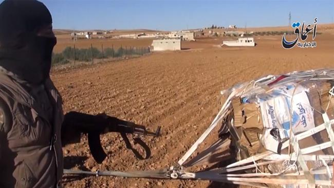 Iraq: Aereo USA sgancia armi per Daesh secondo diversi poliziotti iracheni » Guerre nel Mondo