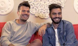 Uomini e Donne, tra Claudio Sona e Mario Serpa spunta un presunto ex in comune