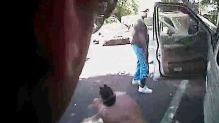 Resi pubblici i video della polizia di Charlotte