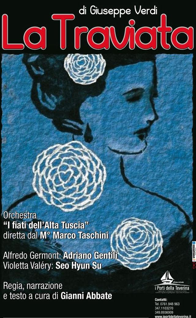 Ne La Notte dell'Arpia a Celleno va in scena La Traviata