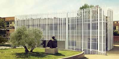 Inaugurazione dei nuovi stabilimenti del Laboratorio Terapeutico MR di Firenze