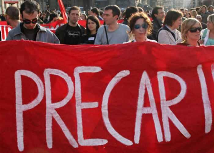I dati INPS sul precariato nel 2016, diminuiscono i contratti dei lavoratori permanenti