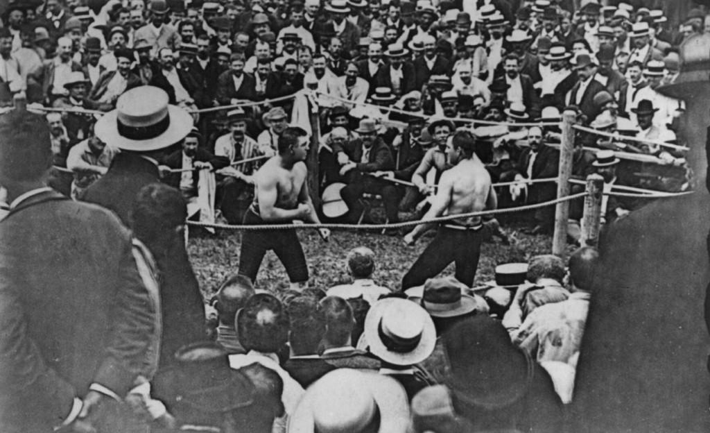 8 luglio 1889: Sullivan sconfigge Kilrain nell'ultimo match di pugilato a mani nude