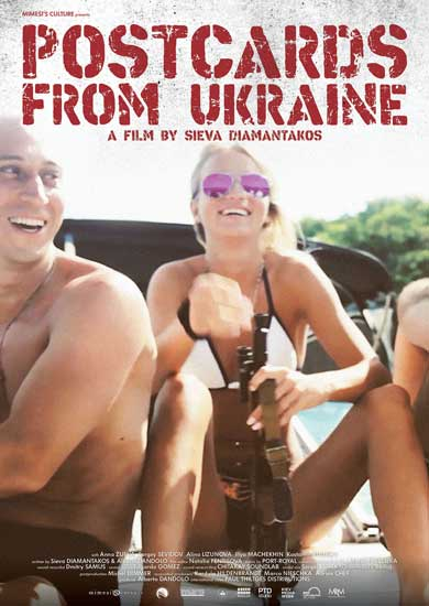 Postcards from Ukraine, il film presentato in anteprima al Perugia Social Film Festival
