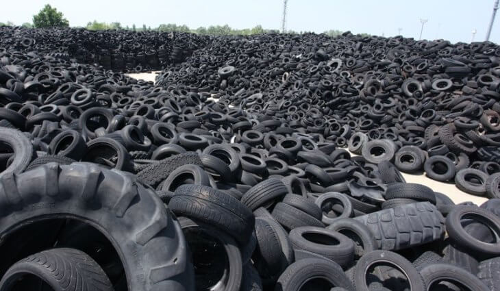 lo studio sulla tossicità degli pneumatici riciclati è OK