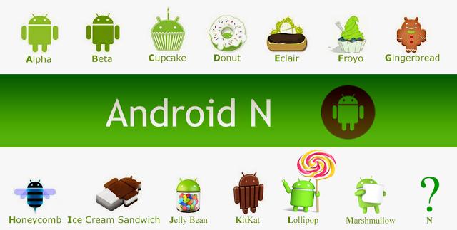 ANDROID N | lista dei dispositivi che saranno aggiornati