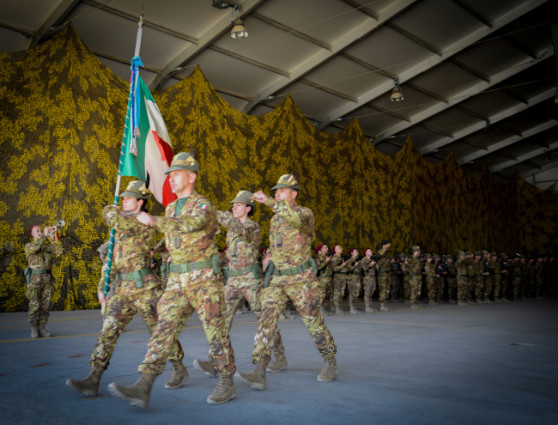 Afghanistan, gli Alpini della Taurinense al comando del Train Advise Assist Command West