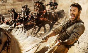 Ben-Hur: una clip del remake girato a Cinecittà [VIDEO ITA]