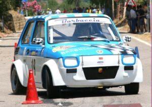 Automobilismo: Concluso il 3° Slalom Città di Sant'Angelo Muxaro