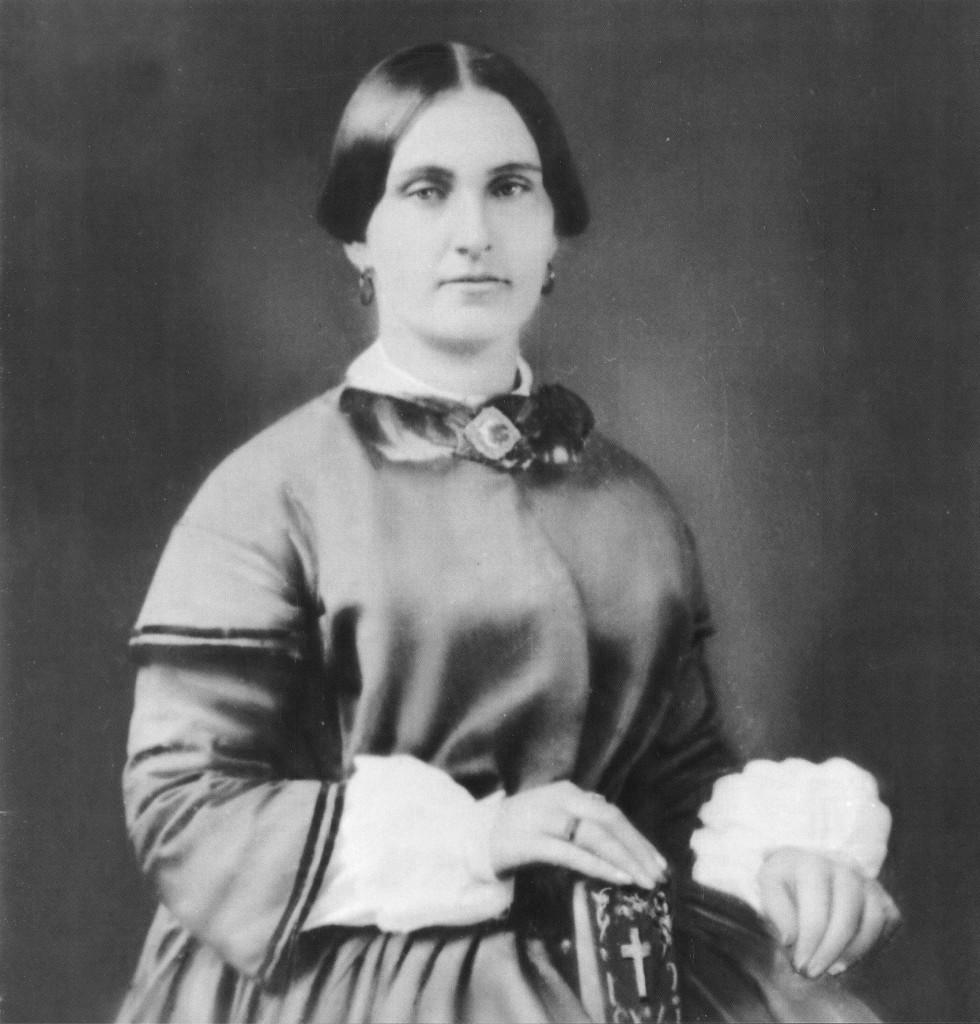 17 aprile 1865: Viene arrestata Mary Surratt per complicità nell'omicidio di Lincoln