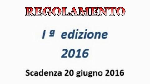 Regolamento - Premio ArgentPic Scrivere Piccante 2016 (Narrativa - Giornalismo - Poesia)