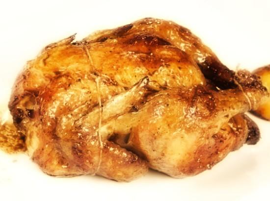 Pollo arrosto con verdure facile buono e veloce