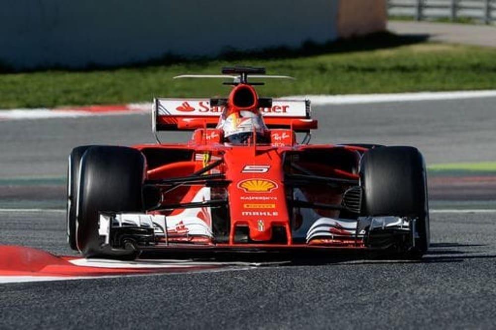 F1 qualifiche GP CIna come l'Australia: Ham, Vet, Bot, Rai
