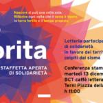 RiFiorita, ultimi giorni per partecipare alla lotteria solidale a favore dei terremotati dell'Umbria