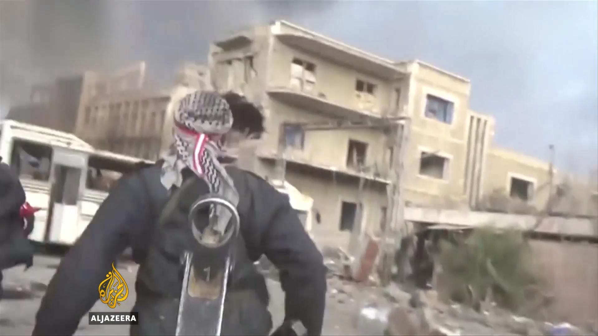 Siria: Ribelli lanciano secondo attacco su Damasco in 3 giorni » Guerre nel Mondo