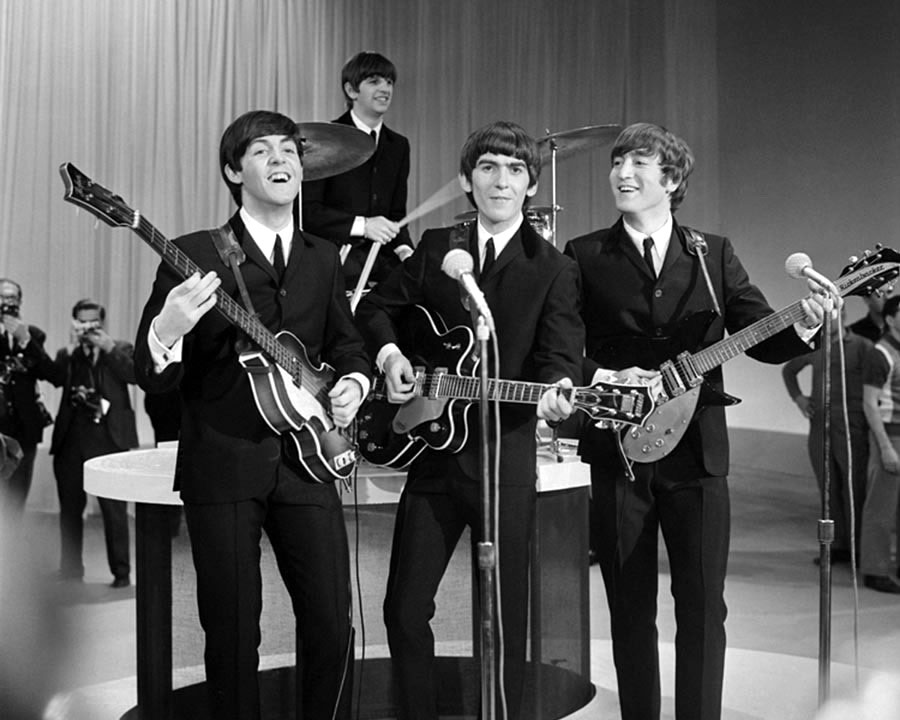 Ron Howard porta al cinema un documentario sui Beatles