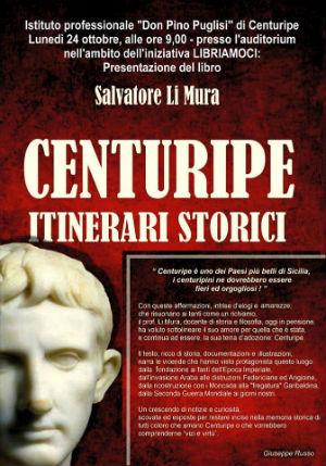 """Libriamoci 2016, prof. Li Mura presenta all'alberghiero il libro: """"Centuripe itinerari storici"""""""