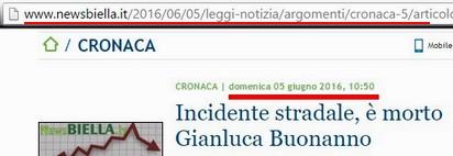Gianluca Buonanno: omicidio senza colpevole