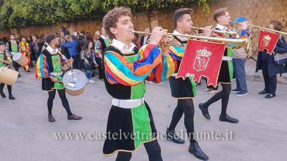 Oggi a Castelvetrano, il Corteo di Santa Rita