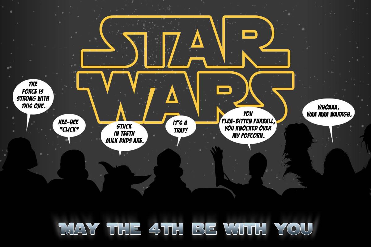Star Wars Day: oggi in tutto il mondo si celebra la saga di George Lucas. Ecco gli appuntamenti in Italia!