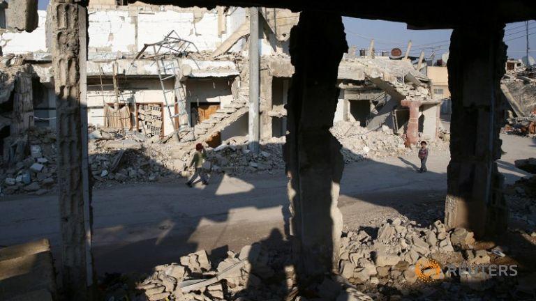 Siria: Forze siriane e ribelli combattono violenti scontri nel nord est di Damasco » Guerre nel Mond