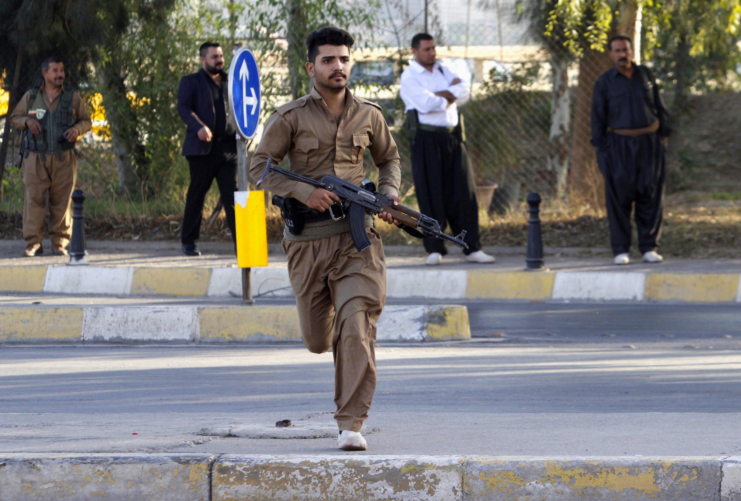 Iraq: ISIS ha lanciato un grande contrattacco su Kirkuk per distrarre le truppe irachene da Mosul »