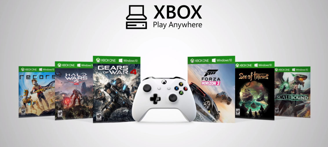 Xbox Play Anywhere: vediamo insieme come funziona
