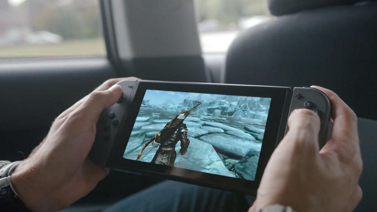 Ecco quanto durerà la batteria del Nintendo Switch