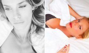Alessia Marcuzzi e la figlia su Instagram con i costumi di Elisabetta Canalis