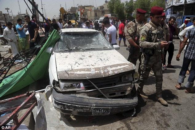 Iraq: ISIS rivendica responsabilità per bomba che ha ucciso decine di persone in un mercato di Baghd