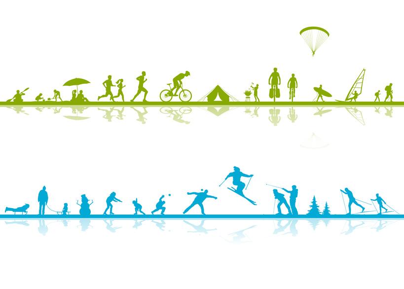 Attività fisica e integratori naturali