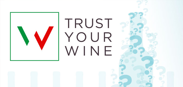 Trust Your Wine – l'app per verificare l'autenticità del vino italiano