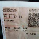 Incredibile previsione al Lotto con i numeri dei minuti dei gol palermo-Catania 2009