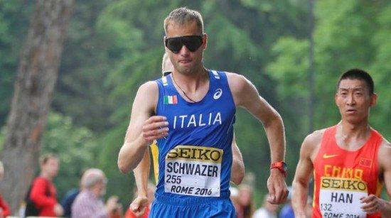 Alex Schwazer vince il Mondiale sui 50 km di Roma e l'Italia stravince la classifica a squadre!