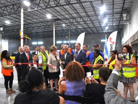 Chicago O'Hare Airport announces opening of second phase of cargo expansion | Air Cargo