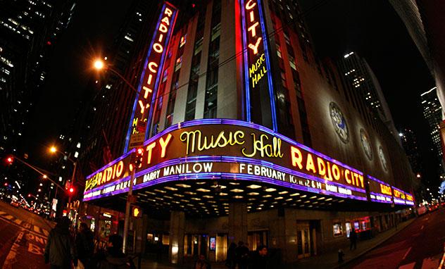 27 dicembre 1932: Viene inaugurato il Radio City Music Hall di New York