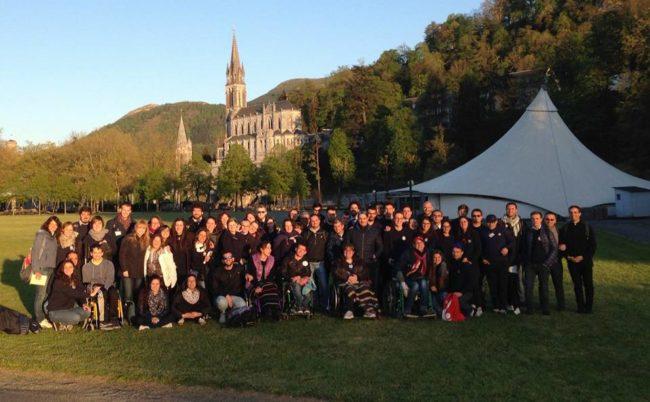 Unitalsi Triveneta è a #Lourdes
