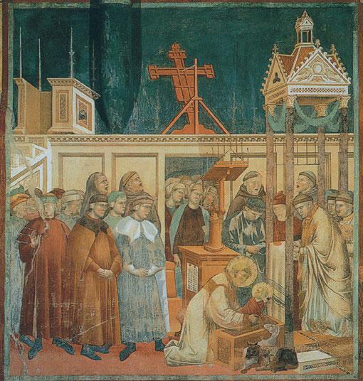 25 dicembre 1223: San Francesco organizza il primo presepe vivente