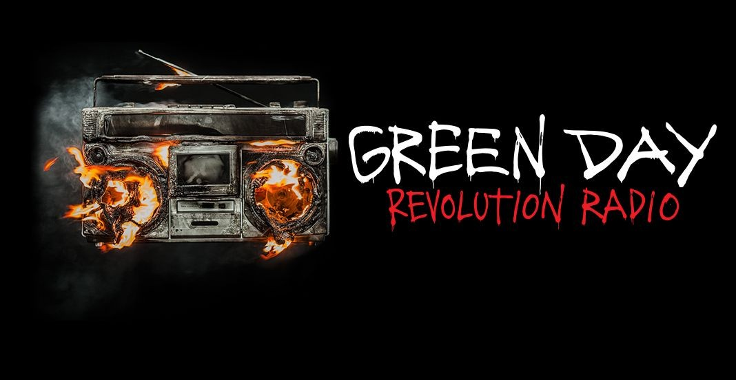 Album Green Day – Revolution Radio
