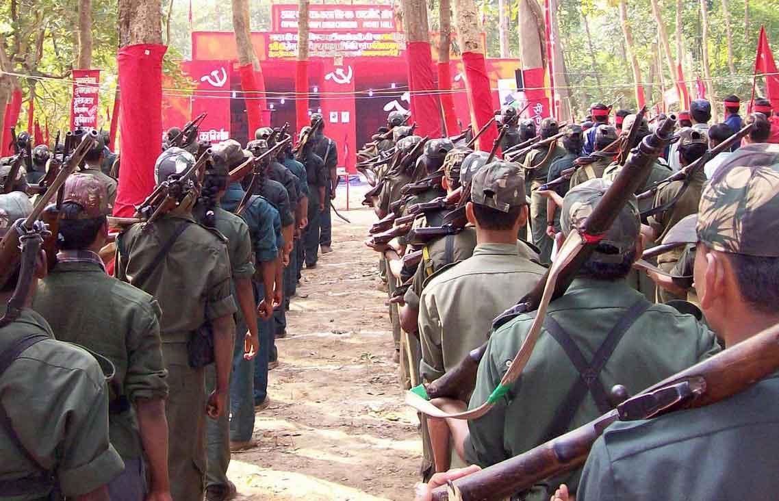 India: Maoisti del Centro Comunista Rivoluzionario (RCC) attaccano ufficio campo costruzione strada