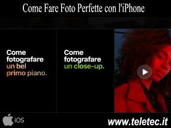 iPhone 7 - Ecco le Video Guide di Apple per Fare Foto Perfette