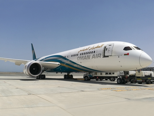 Oman Air adds new B787-9 to its fleet | Aviation