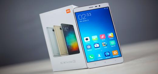 Come fare Hard Reset Xiaomi Redmi Note 3