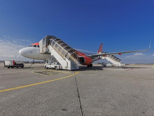 easyJet and Swissport International extend ground handling services contract in Geneva | Aviation