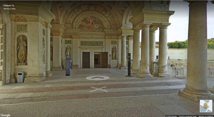 Palazzo Te può finalmente esser visitato su Google Arts and Culture, anche in realtà virtuale