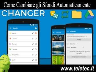 Cambiare lo Sfondo in Automatico su Android - Ecco come Fare