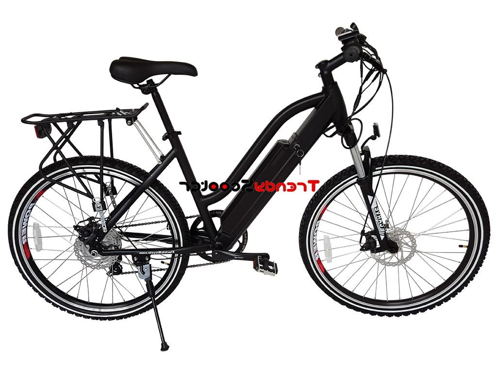 Passo Attraverso E Bike - un design incredibilmente semplice