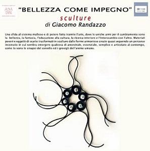 Terrasini: Al Margaret Cafè la mostra di sculture di Giacomo Randazzo