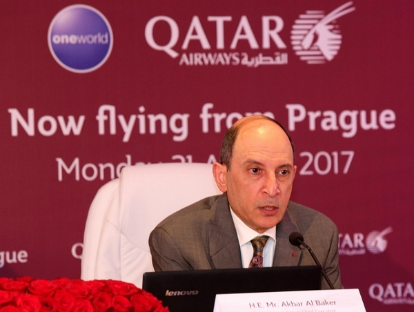 Qatar Airways chief elected chairman of IATA's Board of Governors | Aviation