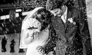 Un imbarazzante imprevisto rovina il matrimonio [VIDEO]